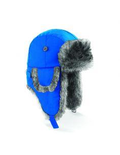 Otroška kapa z naušniki