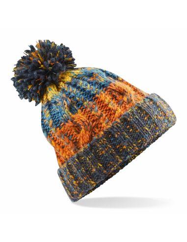 Pletena zimska kapa