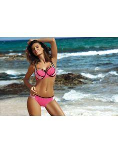Ženski dvodijelni kupaći kostim Charlotte Petunia M-495 (9)