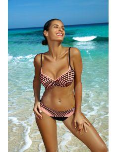 Ženski dvodijelni kupaći kostim Rosaline Semifreddo M-490 (6)