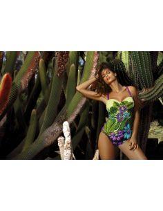 Ženski jednodijelni kupaći kostim Wilma Mitro M-497 (2)