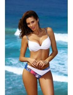Ženske dvodelne kopalke Yasmine Bianco M-493 (5)