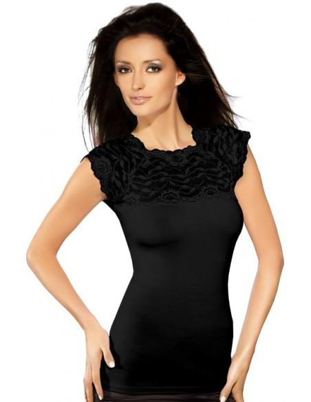 Ženska majica Elina črna
