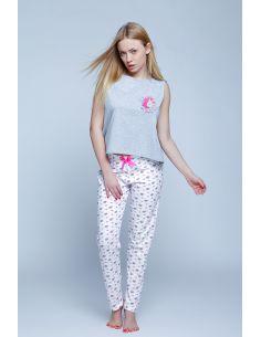 Ženska pidžama Unicorn