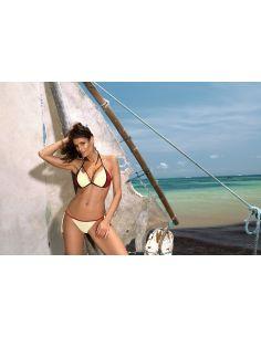 Ženski kupaći kostim Lara Vanilla-Coccinella M-511 (4)