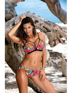 Ženski kupaći kostim Patty Nero-Petunia M-512 (2)
