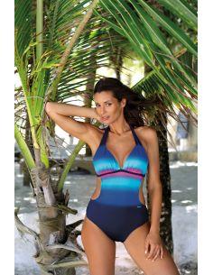 Ženski kupaći kostim Vanessa Admiral-Baltimora-Granatina M-513 (1)