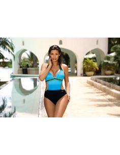 Ženske kopalke Vanessa Nero-Turchese-Maladive M-513 (3)