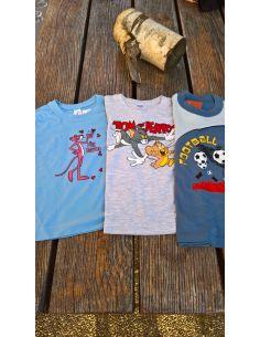 Majica za dečke Tom&jerry kraljevsko plava