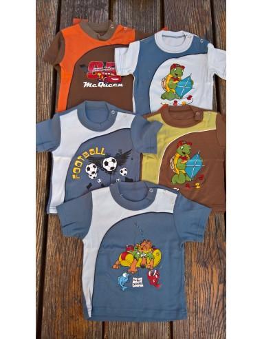 Fantovska majica 3 kosi v paketu