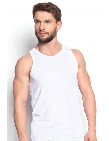 Moška atlet majica Grant 34323-00X bela