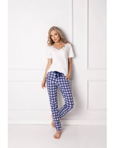 Ženska pidžama Blumy Long