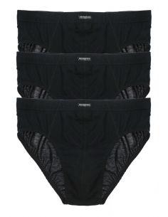 Moške spodnje hlačke Henderson 1446 črna (3 kosi)