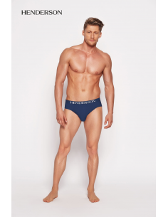Moške spodnje hlačke Man 35213-55x modra