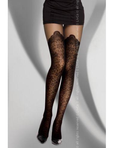 Hlačne nogavice Pascaline 40 DEN
