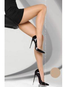 Hlačne nogavice Subirata 15 DEN Nude