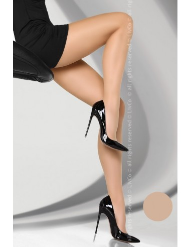 Hlačne nogavice Subirata 15 DEN Poudre