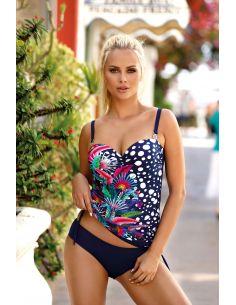 Ženski kupaći kostim Maria Blu Scuro-Thai M-630 (2)