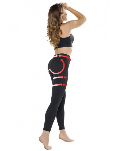 Ženske funkcijske hlače Anti Cellulite