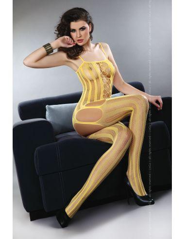 Ženski bodystocking Almas honey