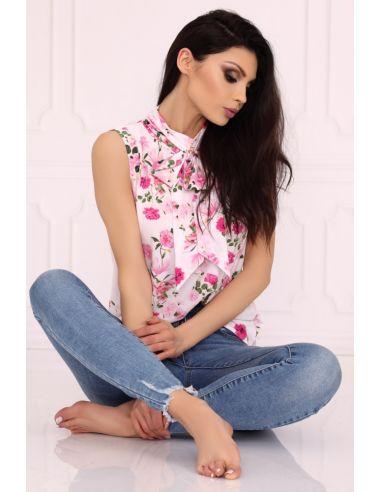 Ženska majica Evdokiana Pink
