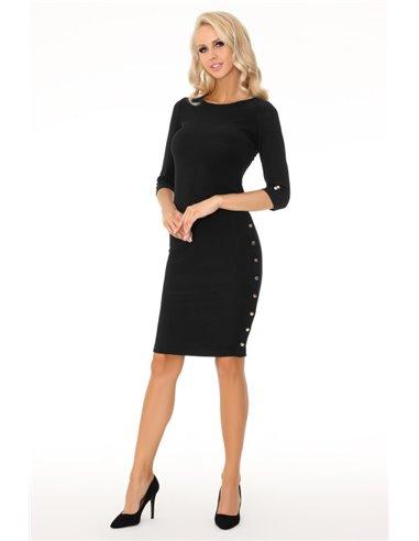 Sukienka Aeroma Black