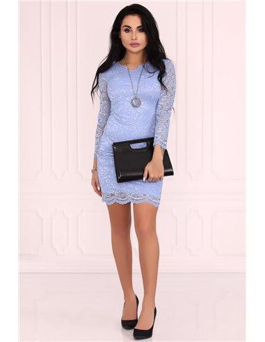 Sukienka Merribel 10391D Blue