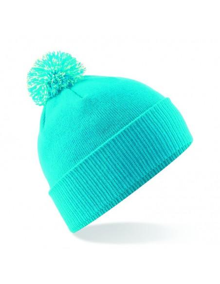Otroška zimska kapa s cofom