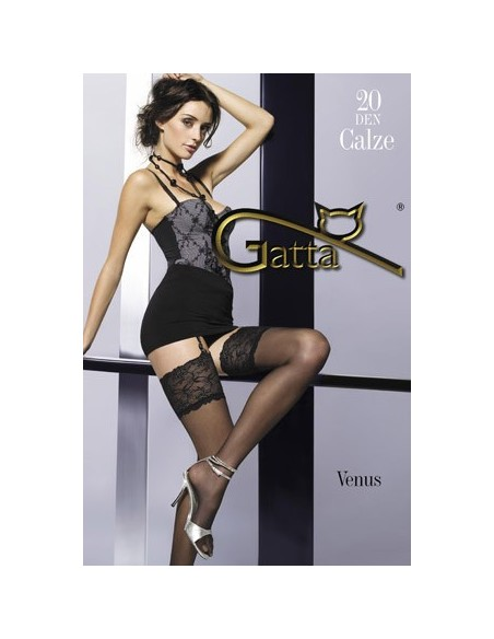 Gatta Venus ženske samostoječe nogavice