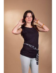 Majica Lucinda 3980 grafitno siva