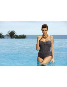 Ženski kupaći kostim Melanie Fuliggine M-203 svetlo vijolična -68-
