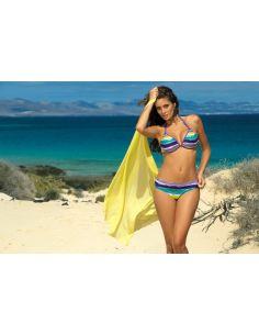 Ženski kupaći kostim Casablanca Firenze M-213 vijolične -157-