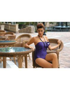 Ženski kupaći kostim Shila Royal Blu M-202 safir plava -192-