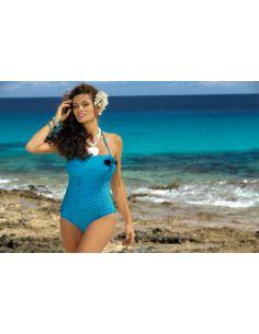 Ženski kupaći kostim Shila Turchese M-202 plava -193-
