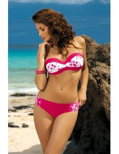 Ženski kupaći kostim Morgan Merengue M-232 malina -94-