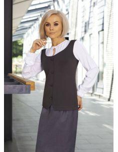 Ženska majica Callie 3421 siva