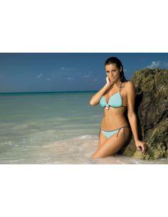 Ženske kopalke Megan Seafoam Glow M-251 mentol (84)