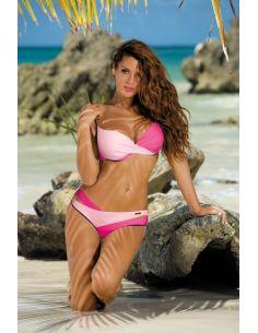 Ženske kopalke Christina Blueberry-Rosa Confetto-Milk Shake M-348 (10)