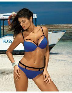 Ženske kopalke Nathalie Royal Blue M-391 (16)