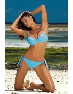 Ženski kupaći kostim Penelope Bright Cyjan M-437 (5)