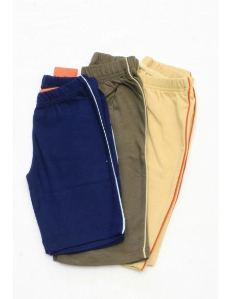 Fantovske 3/4 hlače 3 kosi v kompletu