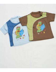 Fantovska majica s tiskom